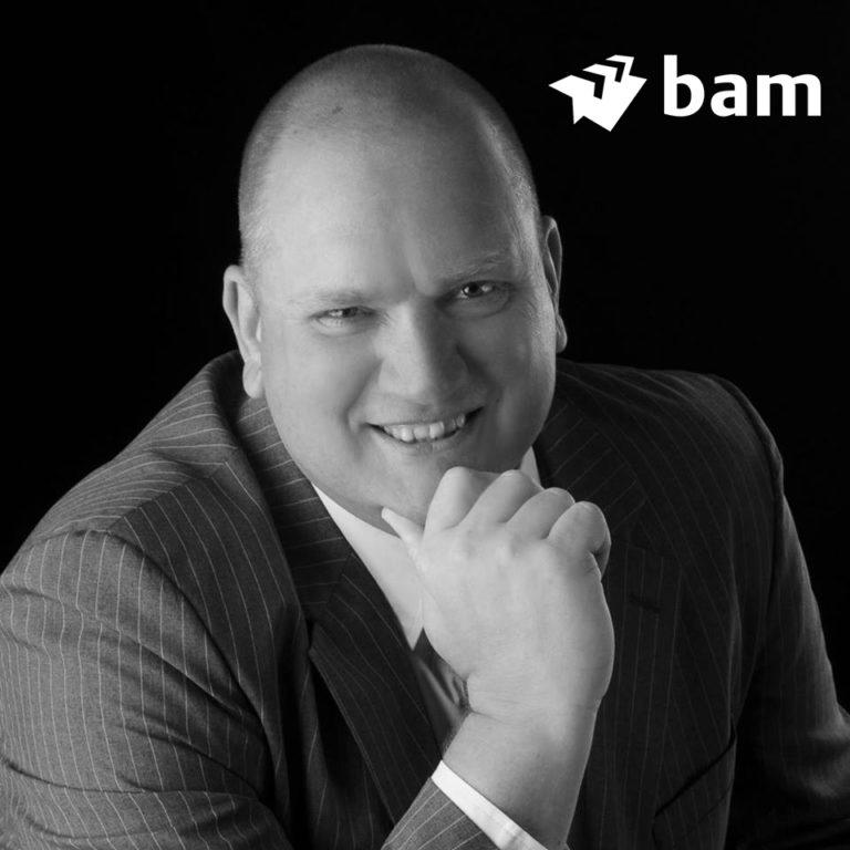 In gesprek met André Beth, uitvoeringsmanager BAM Bouw & Techniek