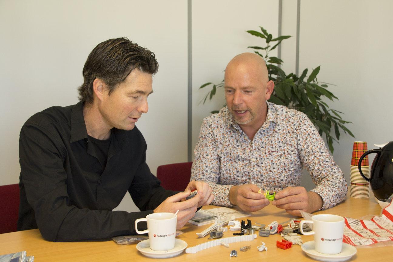 Dennis en Karel in gesprek over Schnabl